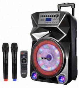 Bluetooth i karaoke zvučnici
