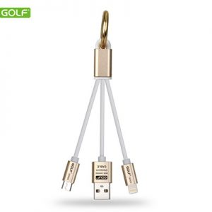 KABL USB DATA 2U1 ANDROID IPHONE GOLF GC-35