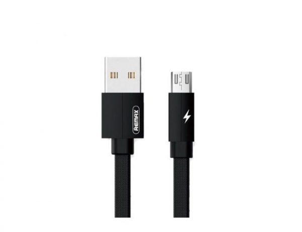 KABL USB DATA REMAX RC-094M 2M CRNI MICRO