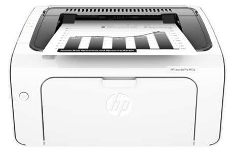 ŠTAMPAČ HP M12A LASERJET PRO/A4/600 X 600/USB 2.0