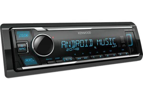 AUTO RADIO KENWOOD KMM-125