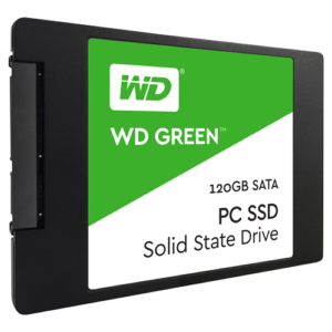 HARD DISK WD GREEN 120GB SSD WDS120G2G0A