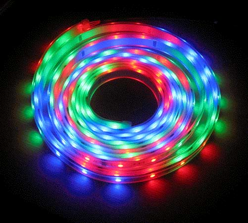 LED TRAKA D-5050RGB-60-ET