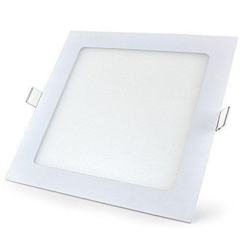 LED UGRADNI PANEL 6W KVADRAT 6500K