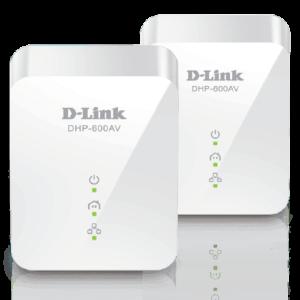 POWERLINE ADAPTER KIT DHP-601AV/E D-LINK