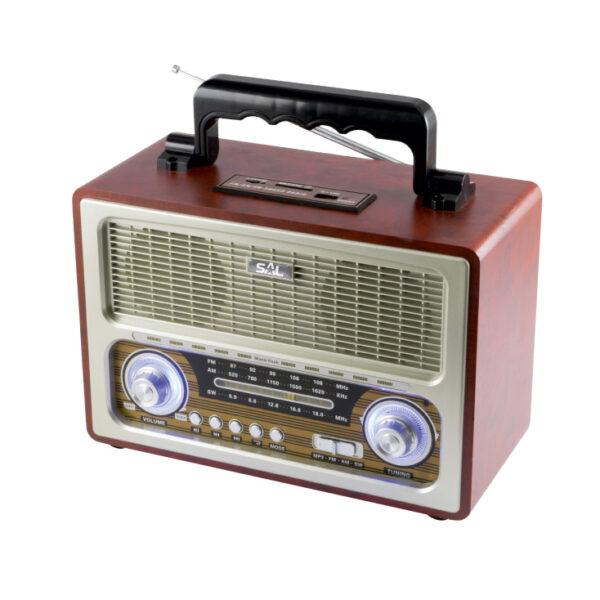 RADIO RETRO RRT 3B SAL