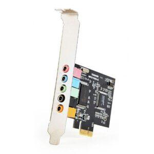 ZVUČNA KARTICA SC-5.1-4 GEMBIRD PCI EXPRES