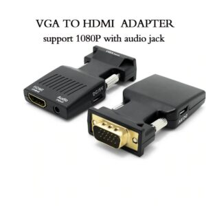 ADAPTER VGA - HDMI