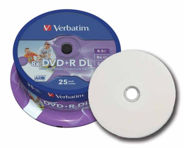 DVD+DL PRINT VERBATIN