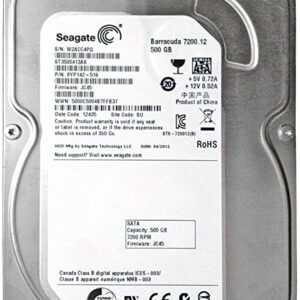 """HARD DISK 500GB 3.5"""" SEAGATE ST3500413AS"""