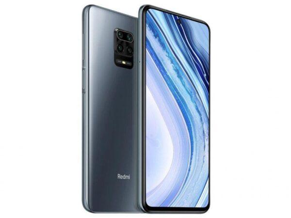 MOBILNI TELEFON XIAOMI REDMI NOTE 9 PRO 64 GB INTERSTELLAR GREY