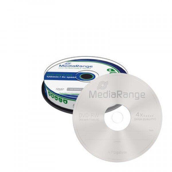 DVD-RW MEDIARANGE