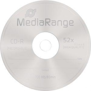 CD-R MEDIARANGE 700MB