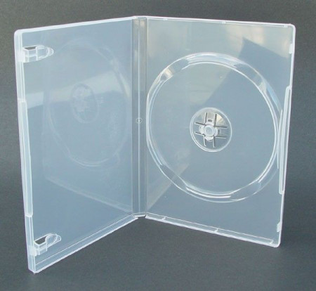 DVD BOX SLIM PROVIDNA