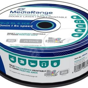 DVD-R MEDIARANGE PRINT