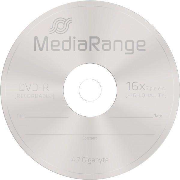 DVD-R MEDIARANGE