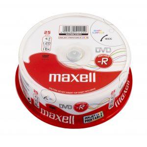 DVD-R PRINTABLE MAXELL