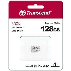 MEMORIJSKA KARTICA 128 GB TRANSCEND