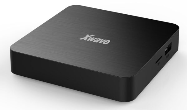 TV ANDROID BOX 100 XWAVE