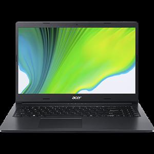 NOTEBOOK ACER ASPIRE A315 FHD i3-1005G1 8GB 256GB SSD GEFORCE MX330 2GB CRNA