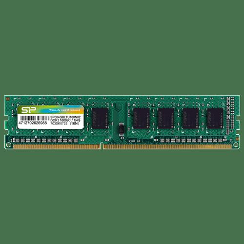MEMORIJA SILICON POWER 4GB 1600Ghz SP004GBLTU160N02
