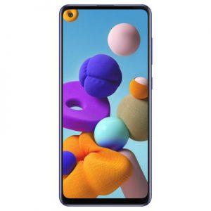 MOBILNI TELEFON SAMSUNG A21S 3GB 32GB PLAVI