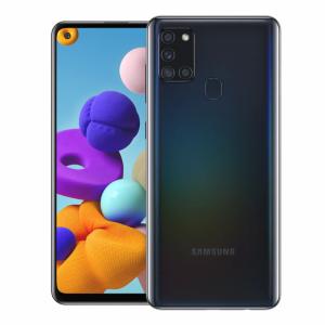 MOBILNI TELEFON SAMSUNG A21S 4GB 64GB CRNI DS