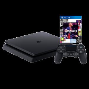 SONY PLAYSTATION PS4 500 GB SLIM+FIFA 21