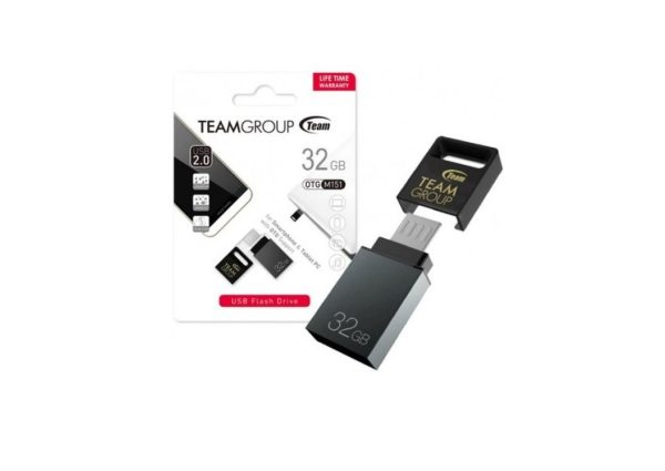 FLASH USB+MICRO USB 32GB M151 TRAMGRROUP