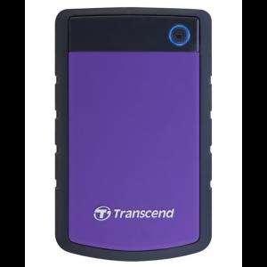 HARD DISK 2TB 2.5 TS2TSJ25H3P BLACK-PURPLE TRANSCEND