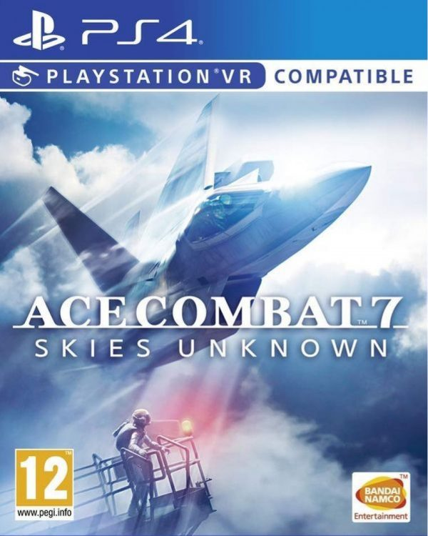 IGRICA ZA PS4 ACE COMBAT 7