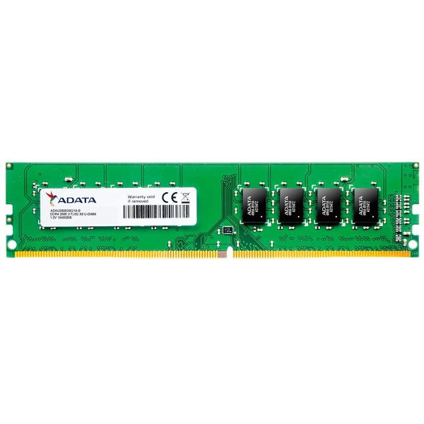 MEMORIJA DIMM DDR4 8GB 2666MHz AD4U266638G19-S