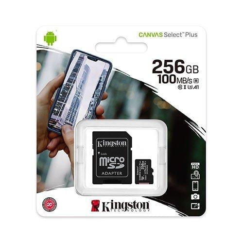 MEMORIJSKA KARTICA 256GB KINGSTON + SD SDCS2 256GB