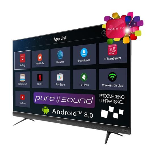 TV VIVAX 49UHDS61T2S2SM