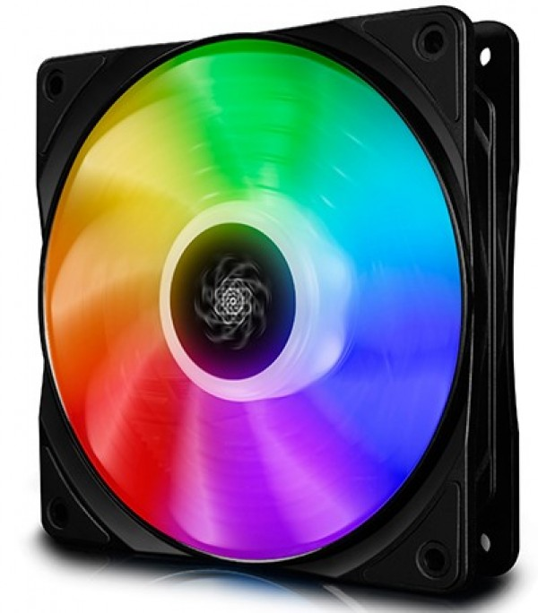 VENTILATOR DEEPCOOL CF120 RGB 120X120X25