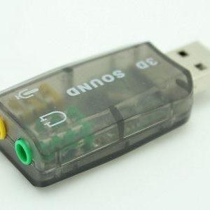 ZVUČNA KARTICA SB 5.1 USB BONDING N-S119A