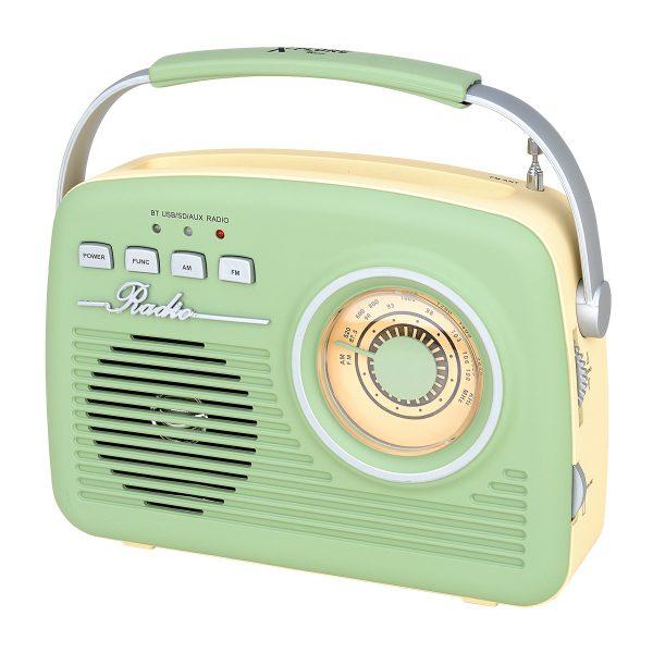RADIO XPLORE XP5409 GREEN