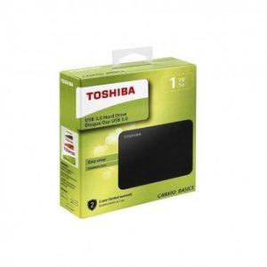 HARD DISK TOSHIBA 1TB 2.5 USB 3.0 HDTB410EK3AA.E