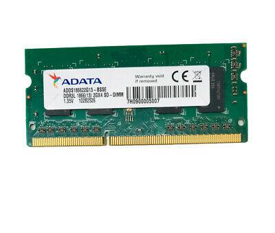 MEMORIJA SODIMM ADATA DDR3 2GB 1866MHz
