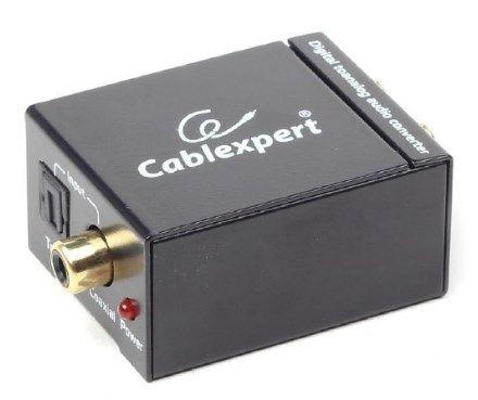 ADAPTER DIGITAL TO ANALOG CONVERTER DSC-OPT-RCA-001
