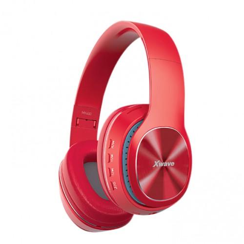 SLUŠALICE BLUETOOTH MX 400 XWAVE RED