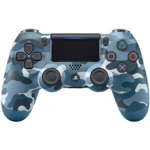 GAMEPAD JPD WIRELESS PC/PS4 BLUE CAMO