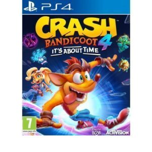 IGRICA ZA PS4 CRASH BANDICOOT 4 ITS ABOUT TIME
