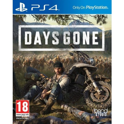 IGRICA ZA PS4 DAYS GONE