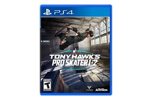 IGRICA ZA PS4 TONY HAWK'S PRO SKATER 1 AND 2