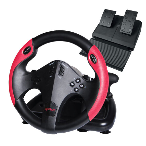 VOLAN MOMENTUM RACING WHEEL ZA PC/PS3/PS4/X360/XONE/SWITCH