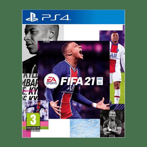 IGRICA ZA PS4 FIFA 21