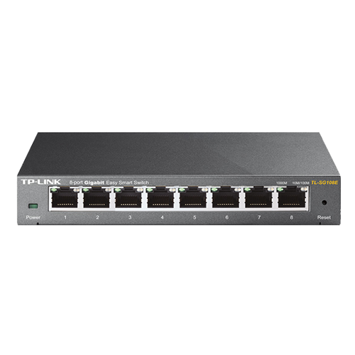 SWITCH TP LINK TL-SG108E