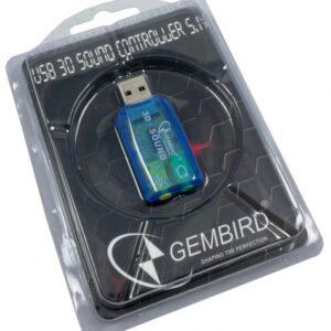 ZVUČNA KARTICA GEMBIRD SC-USB-01 USB 5.1 3D