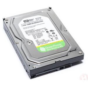 HARD DISK 1TB 3.5 WD GREEN 64MB SATA3 WD10EURX